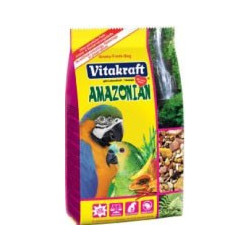 AMAZONIAN PARROT FOOD...