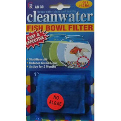 Cleanwater FISH BOWL FILTER