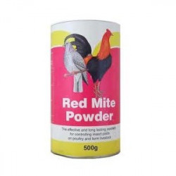 BARRIER RED MITE POWDER 500g