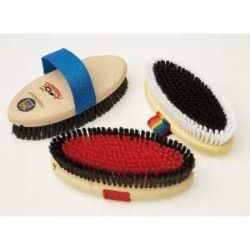 Body Brush Two Colour...