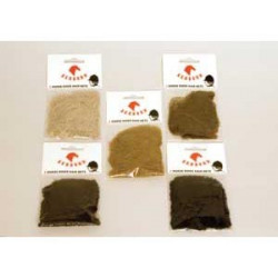 AERBORN HAIRNET DARK BROWN