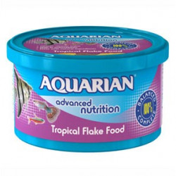 Aquarian Tropical Fish Food...