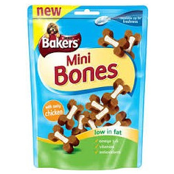 BAKERS MINI BONES 94g