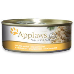 APPLAWS CAT CHICKEN BREAST 156g