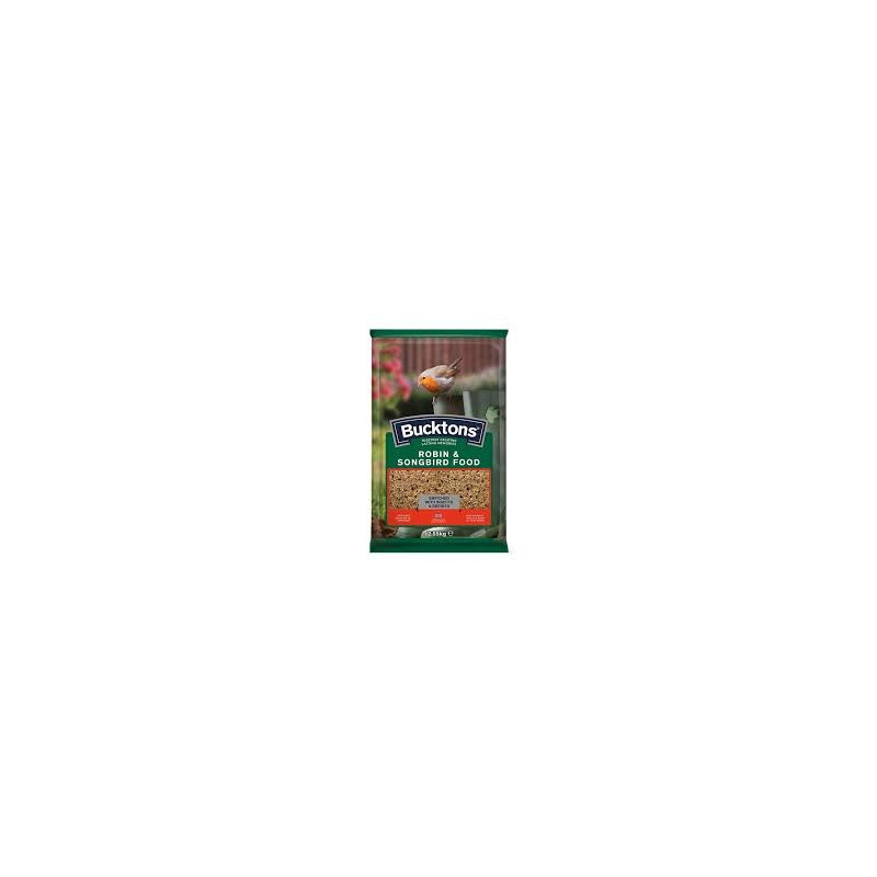 Bucktons Robin/insect Mix 12.55 Kg
