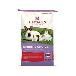 HEYGATES RABBIT PELLETS 20 Kg