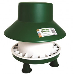 SUPA HASSOP OUTDOOR POULTRY FEEDER 6KG