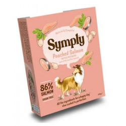 Symply Tray SALMON & POTATO 395g