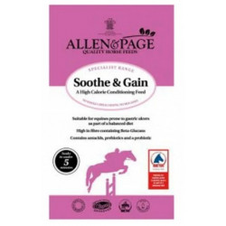 Allen & Page SOOTHE & GAIN 15 Kg
