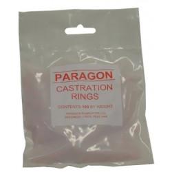 PARAGON CASTRATION RINGS 100 Items