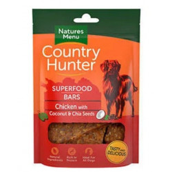 Country Hunter Bars CHICKEN WITH COCONUT 100g