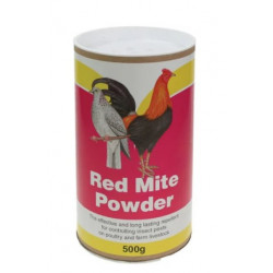 BATTLES RED MITE POWDER 500g