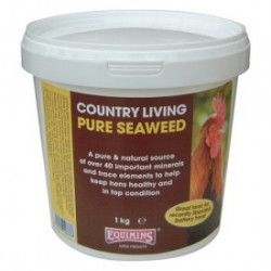 Equimins Country Living Pure Seaweed 1 Kg