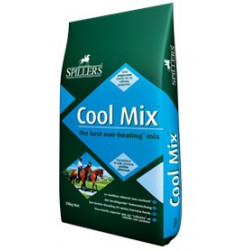 Spillers Cool Mix No Rolled Oats 20 Kg