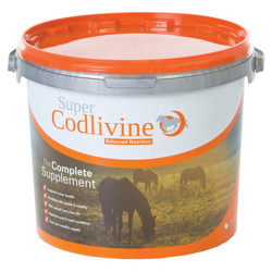 Codlivine SUPPLEMENT 2.5 Kg