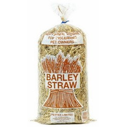BARLEY STRAW BAG