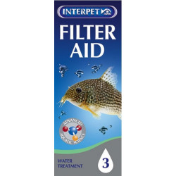 Interpet FILTER AID 100ml