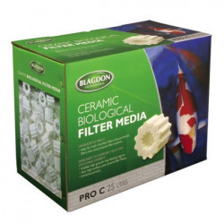 BLAGDON CERAMIC FILTER MEDIA 25 Litre