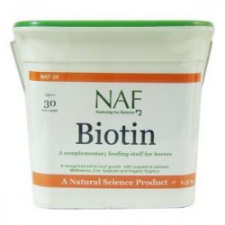 Biotin (Natural Animal Feeds) 1.5 Kg