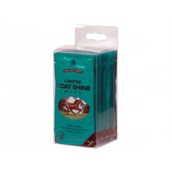 Canter Coat Shine WIPES 15 Items