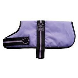 "Breathable Dog Coat  12"" LILAC"