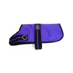 "Breathable Dog Coat  12"" PURPLE"