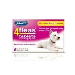 4fleas Tablets For Small Dogs/puppies