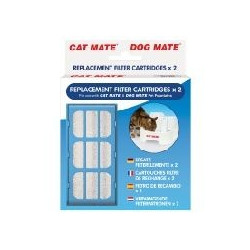 Cat Mate PET FOUNTAIN CARTRIDGES