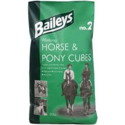 BAILEYS NO 2 WORKING CUBES 20 Kg