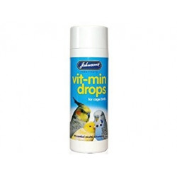 Johnson's Cage Bird VIT-MIN DROPS 100ml
