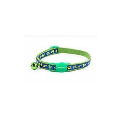 Ancol Cat Collar FISH GREEN