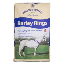 Dodson & Horrell Barley RINGS CONDITIONE 15 Kg