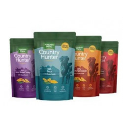 Country Hunter Superfood Selection Dog 12 Items