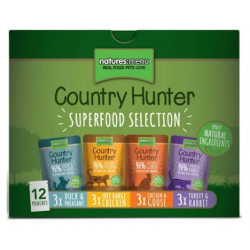 COUNTRY HUNTER SUPERFOOD SELECTION CAT 12 Items