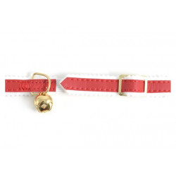 Ancol Reflective Cat Collar RED